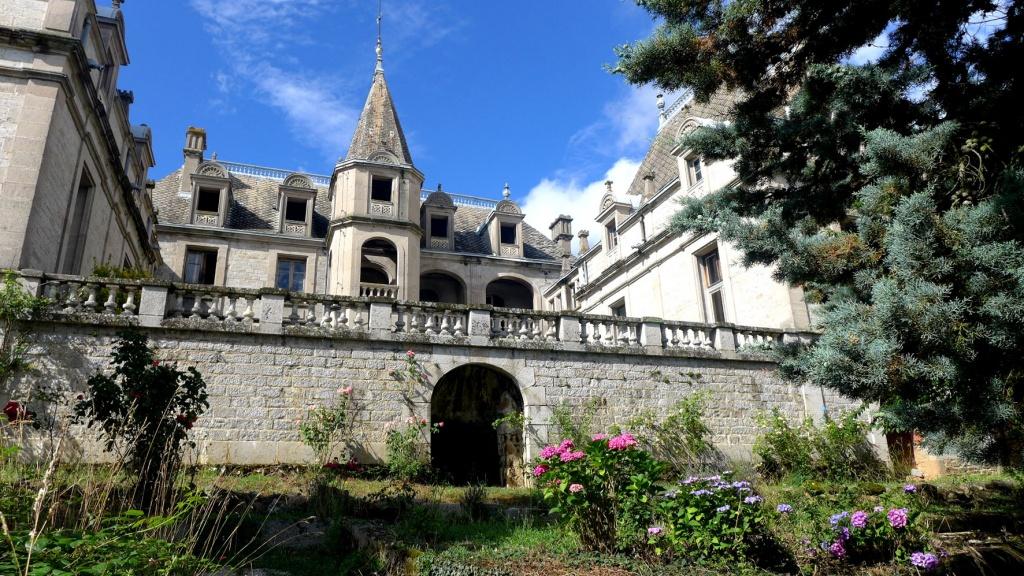 Vendu magnifique ch teau style renaissance restaurer exclusivit terr - Maison a renover ile de france ...