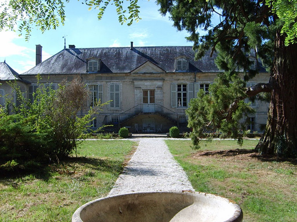 photo chateaux a vendre marne