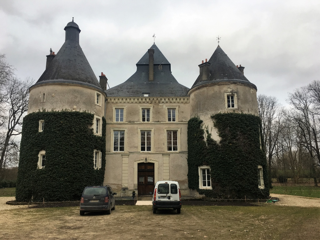 A vendre centre chateau sur 25 ha terres demeures de for Paysagiste anglais celebre