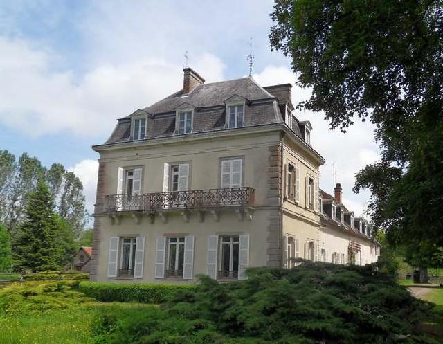 Ch teau vendre en bourgogne vente de chateau en c te d for Acheter maison bourgogne