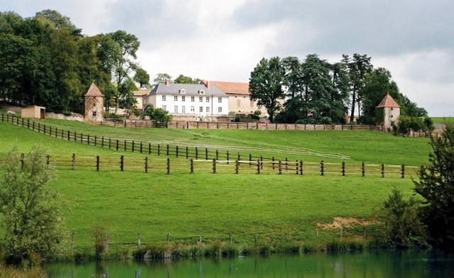 chateau a vendre beaujolais