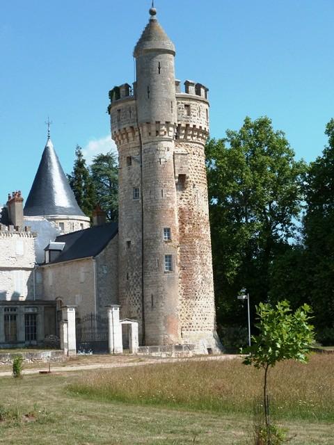 Chateau a ceder