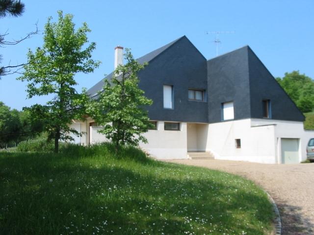 Maison contemporaine a vendre dans le loir et cher for Constructeur maison contemporaine loir et cher